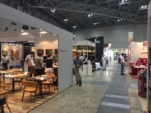 東京ビッグサイト喫茶カフェショー2015