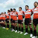 ラグビーワールドカップ 世界3位の強豪に日本が勝利!!