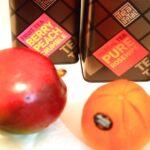 【レシピ】ビタミンCの爆弾!ローズヒップとアントシアニン豊富なベリークランブルで、マンゴースムージー