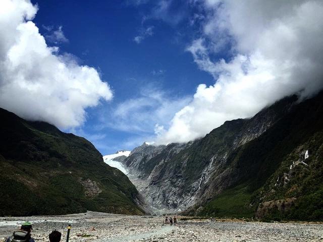 フォックス氷河