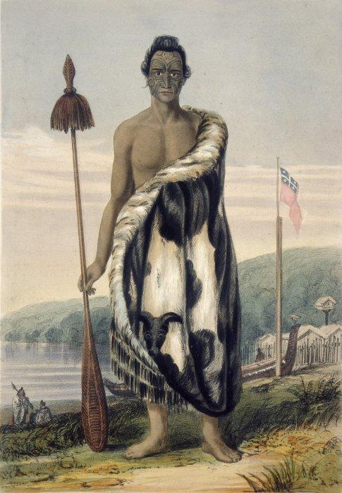 te_puni_maori_chief