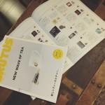 雑誌「ブルータス」最新号の特集『世界の紅茶』に選ばれて掲載される!