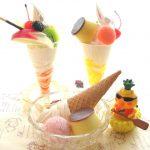 アイスやパフェ、サンデーなど様々な食べ物の違いを見てみよう